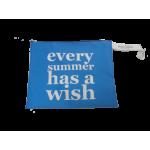 Bikini Bag - Every summer has a wish