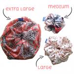 Scrunchies - Large