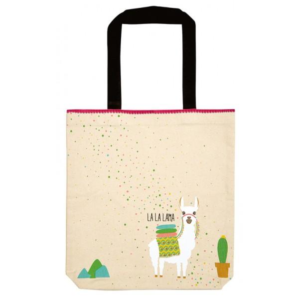 Big Shopper Bag Lama Moses - Τσάντα