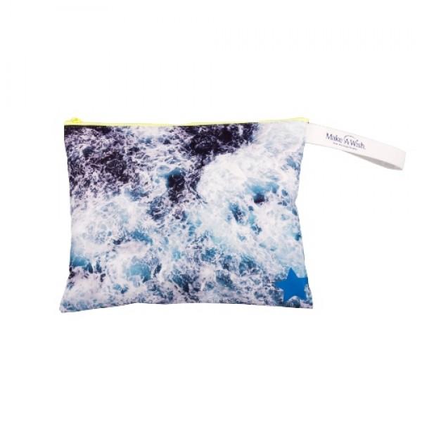 Bikini Bag - Waves