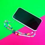 Rainbow Phone Charm