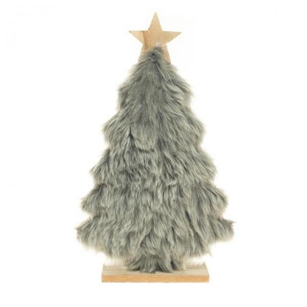 Χριστουγεννιάτικο Δέντρο Γούνινο