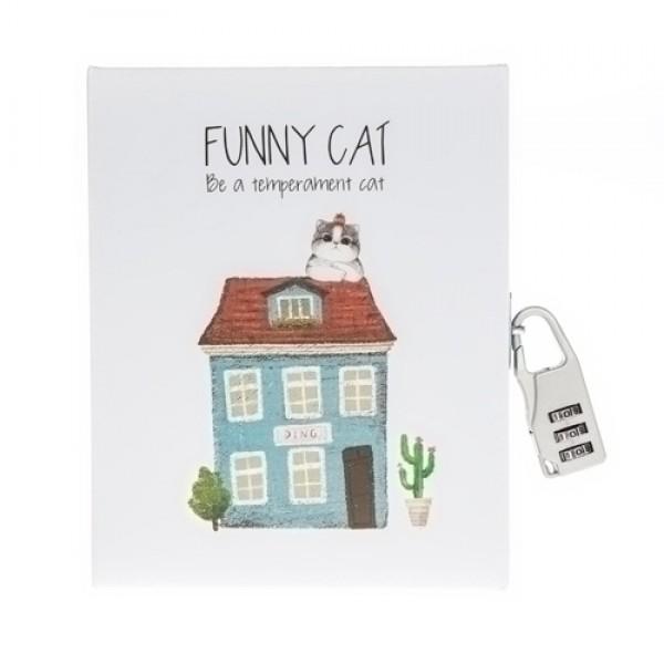 Ημερολόγιο Funny Cat