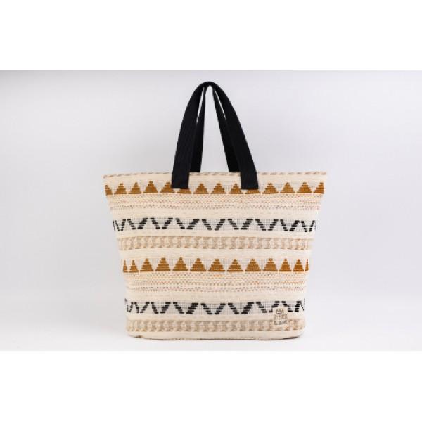 PYRAMID - BEACH BAG