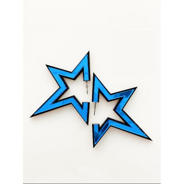 Σκουλαρίκια Star