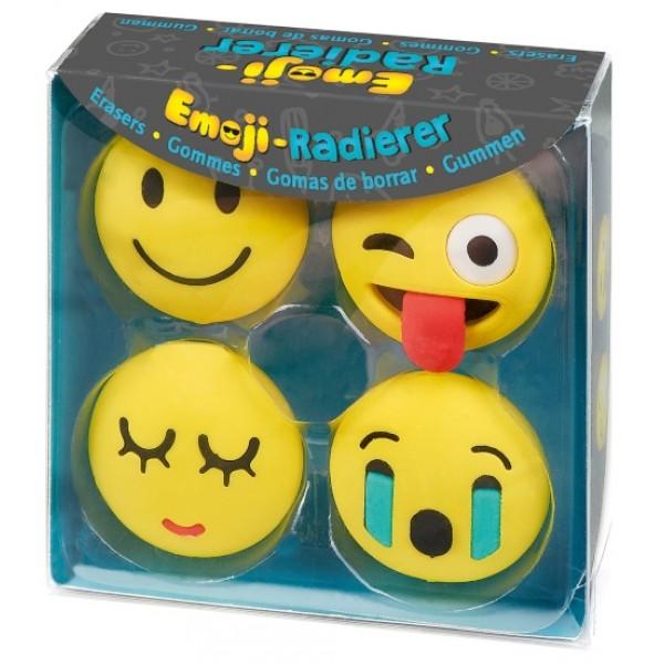 Emoji eraser Moses - Γόμες φατσούλες