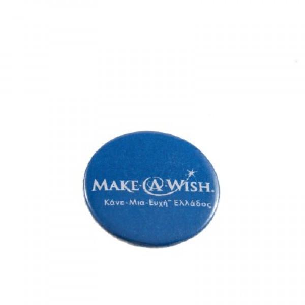 Κονκάρδα Make-A-Wish (Κάρφίτσα)