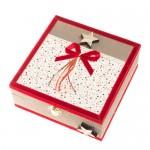 Ξύλινο Διακοσμητικό Κουτί Λουλούδια