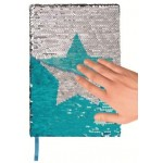 Sparkly star Notebook Moses - Σημειωματάριο αστέρι